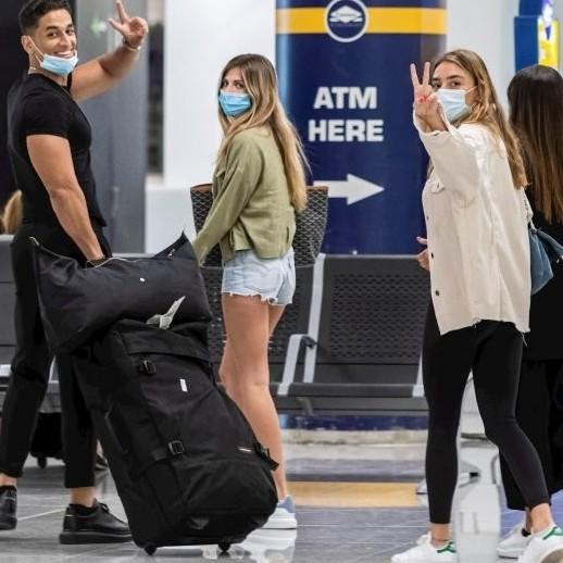 Diario Frontera, Frontera Digital,  ESPAÑA, Internacionales, ,Aeropuertos en España comienzan  a recibir a los primeros visitantes