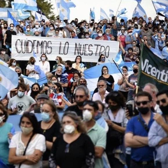 Diario Frontera, Frontera Digital,  ARGENTINA, Internacionales, ,Marchas y cacerolazos en Argentina  por expropiación de «Vicentín»