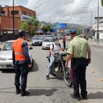 Diario Frontera, Frontera Digital,  CARACAS, CALLES, Nacionales, ,Restringido el paso en calles,  avenidas y autopistas de Caracas