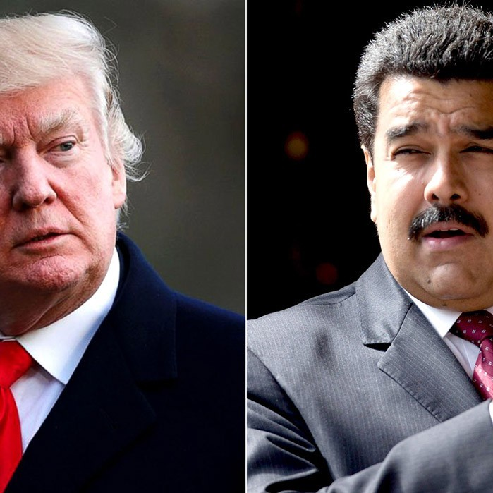 Diario Frontera, Frontera Digital,  DONALD TRUMP, Internacionales, ,Trump estaría estudiando la posibilidad de un encuentro con Maduro