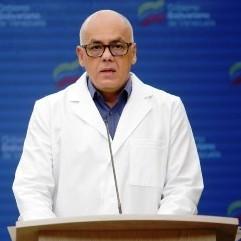 Diario Frontera, Frontera Digital,  JORGE RODRÍGUEZ, Nacionales, ,Jorge Rodríguez confirma  128 nuevos casos de Covid-19 en el país