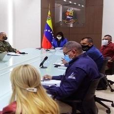 Diario Frontera, Frontera Digital,  DELCY RODRÍGUEZ, NICOLÁS MADURO, COVID-19, Nacionales, ,Maduro informa sobre foco de contagio en Mérida