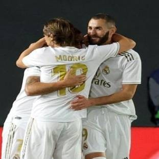 Diario Frontera, Frontera Digital,  REAL MADRID, Deportes, ,El Madrid derrotó al Mallorca y mantiene su liderato