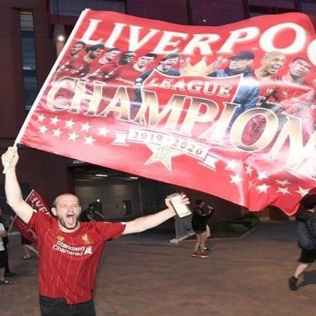Diario Frontera, Frontera Digital,  LIVERPOOL, Deportes, ,El Liverpool es el campeón de la Premier League