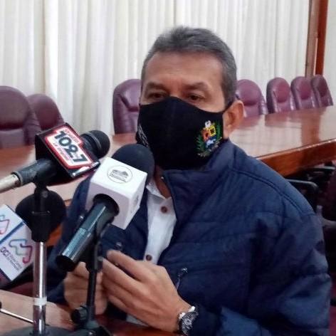 Diario Frontera, Frontera Digital,  RAMÓN GUEVARA JAIMES, Politica, ,Guevara hizo un llamado de conciencia  y responsabilidad ciudadana ante la COVID-19