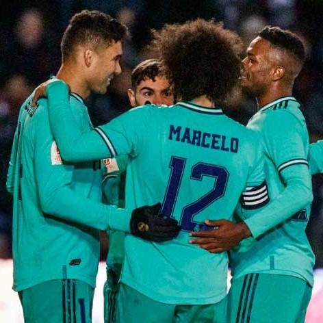 Diario Frontera, Frontera Digital,  REAL MADRID, Deportes, ,Real Madrid gana y es líder