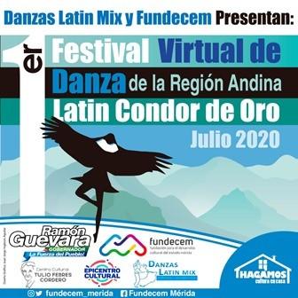 Diario Frontera, Frontera Digital,  II  Festival de Danza Latín Mil Mérida, Entretenimiento, ,Se realizará en línea II  Festival de Danza Latín Mil Mérida