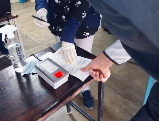 Diario Frontera, Frontera Digital,  MUNICIPIO RANGERL, CNE, Páramo, ,CNE habilitó la Escuela Artesanal de Mucuchíes  para la inscripción de nuevos votantes previo al 6D