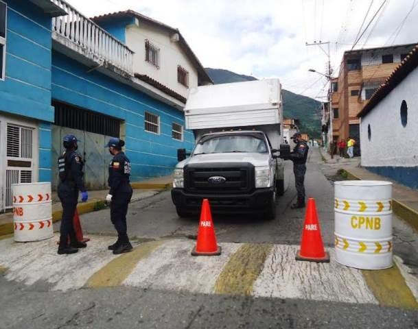 Diario Frontera, Frontera Digital,  TIMOTES, MUNICIPIO MIRANDA, MÉRIDA, Páramo, ,TIMOTES INICIA CUARENTENA RADICAL DE VÍAS  PREVENTIVA EN CONTRA DEL COVID- 19