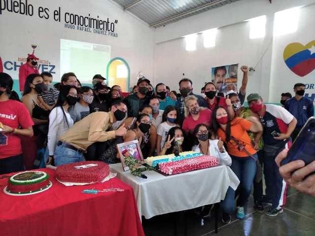 Diario Frontera, Frontera Digital,  JESÚS ARAQUE, CONCEJALES, Politica, ,Greny Uzcátegui:  Siempre recordaremos y materializaremos el legado de Chávez