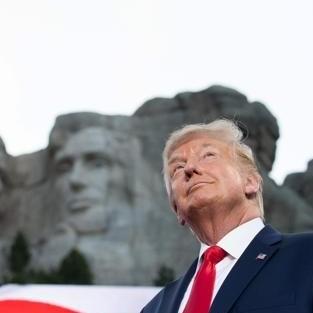 Diario Frontera, Frontera Digital,  DONALD TRUMP, Internacionales, ,Trump carga contra «el nuevo fascismo de extrema izquierda»  en la celebración del 4 de julio