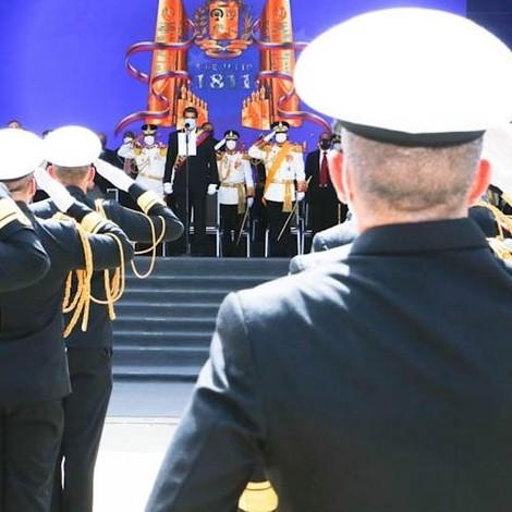 Diario Frontera, Frontera Digital,  ASCENSOS DE LA FANB, Nacionales, ,Ascienden a 1.176 Generales y Almirantes  de la Fuerza Armada Nacional Bolivariana