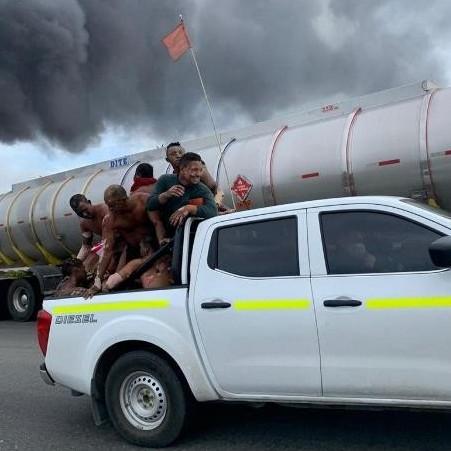 Diario Frontera, Frontera Digital,  BARRANQUILLA, Internacionales, ,Siete muertos y más de 50 heridos  en accidente en vía Barranquilla - Ciénaga