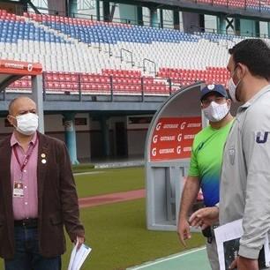 Diario Frontera, Frontera Digital,  ASOFDÚTBOL MÉRIDA, Deportes, ,Presidente de Asofútbol Mérida asistió a entrenamiento de Estudiantes