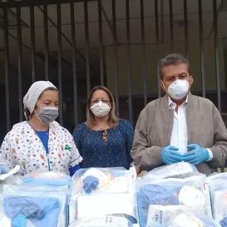Diario Frontera, Frontera Digital,  GOBIERNO DE MÉRIDA, Mocoties, ,Gobernador garantiza dotación de insumos  al personal sanitario en el Valle del Mocotíes