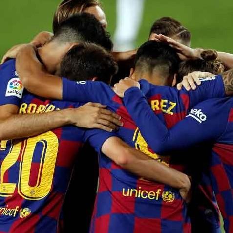 Diario Frontera, Frontera Digital,  BARCELONA, Deportes, ,Barcelona derrotó al Espanyol y lo condenó a segunda división