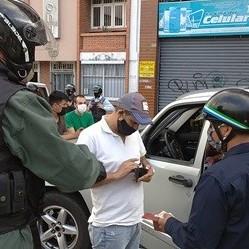 Diario Frontera, Frontera Digital,  DETENIDOS, Sucesos, ,Autoridades de Mérida retuvieron a 123 ciudadanos y 64 vehículos