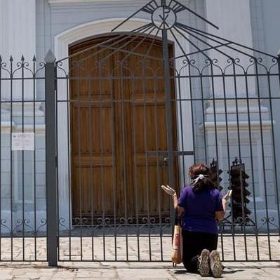 Diario Frontera, Frontera Digital,  CEV, Nacionales, ,Templos permanecerán cerrados para evitar contagios