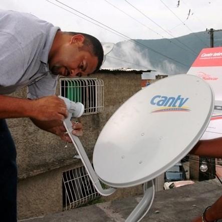 Diario Frontera, Frontera Digital,  CANTV SATELITAL, Nacionales, ,Regresa señal de Cantv Televisión Satelital