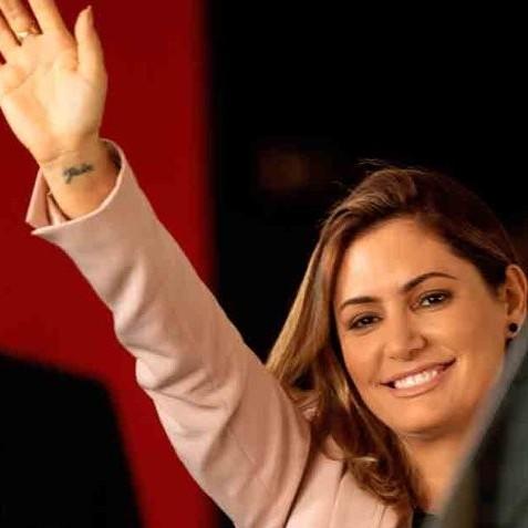 Diario Frontera, Frontera Digital,  MICHELLE BOLSONARO, Internacionales, ,Primera dama de Brasil da negativo  para COVID-19, tras contagio de Bolsonaro