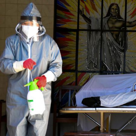 Diario Frontera, Frontera Digital,  BOLIVIA, Internacionales, ,La pandemia vuelve a poner en riesgo los comicios en Bolivia