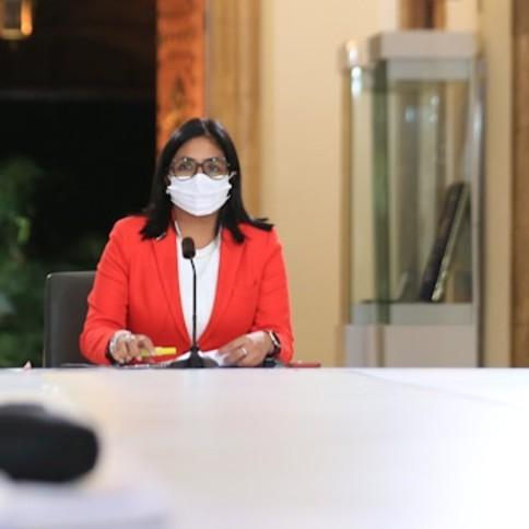 Diario Frontera, Frontera Digital,  DELCY RODRÍGUEZ, Nacionales, ,Delcy Rodríguez confirmó 242 nuevos casos de Covid-19  y 4 fallecidos en la últimas 24 horas