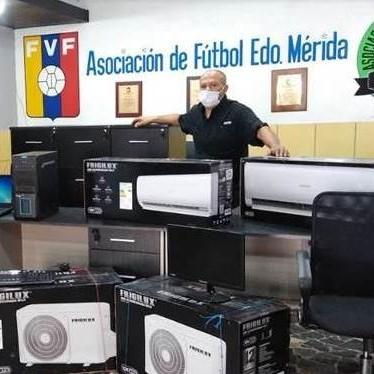 Diario Frontera, Frontera Digital,  ASOFÚTBOL MÉRIDA, Deportes, ,Recursos que envía la FVF se utilizan en mejorar atención al fútbol merideño