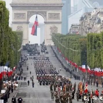 Diario Frontera, Frontera Digital,  DÍA DE FRANCIA, Internacionales, ,Francia celebró el Día de la Bastilla por todo lo alto (Imágenes)