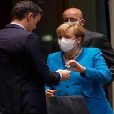 Diario Frontera, Frontera Digital,  EUROPA, Internacionales, ,Sánchez se reune con Michel, Merkel, Macron y Conte