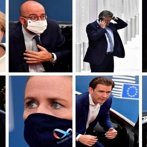 Diario Frontera, Frontera Digital,  EUROPA, Internacionales, ,#EnFotos Posiciones opuestas  retrasan de nuevo la cumbre europea