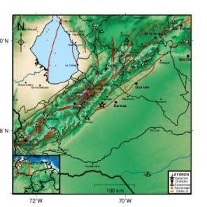 Diario Frontera, Frontera Digital,  SISMO EN BARINAS, Sucesos, ,Sismo de magnitud 3.8 se registró este domingo en el estado Barinas