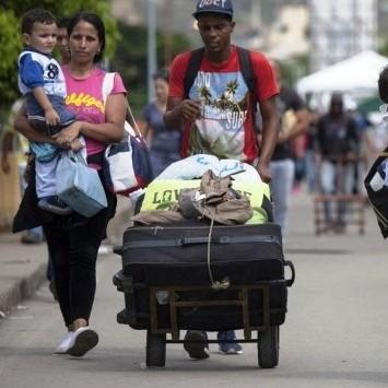 Diario Frontera, Frontera Digital,  ANUR, ACNUR, Nacionales, ,Acnur: Venezuela es el segundo país del mundo  con mayor número de desplazados