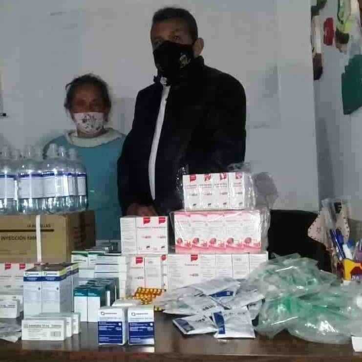 Diario Frontera, Frontera Digital,  LA TOMA, Páramo, ,Gobierno regional garantiza asistencia  en salud a la población de La Toma
