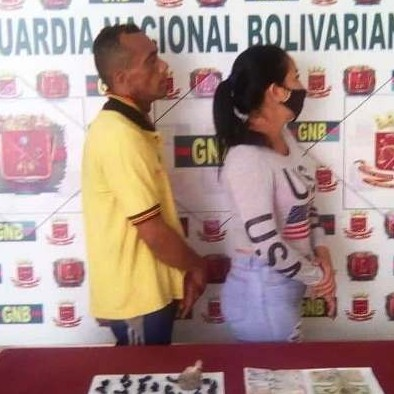 Diario Frontera, Frontera Digital,  detenidos, Sucesos, ,GNB APREHENDIÓ A  UNA PAREJA AL INCAUTARLE 35 ENVOLTORIO  DE MARIHUANA EN MÉRIDA
