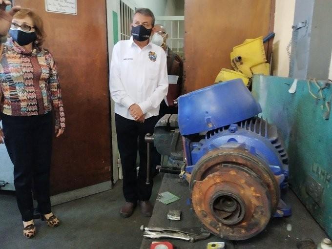 Diario Frontera, Frontera Digital,  GOBIERNO DE MÉRIDA, Salud, ,Gobernador del estado recuperará sistema hidráulico del Iahula