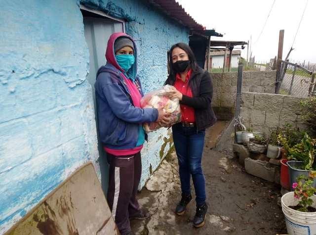 Diario Frontera, Frontera Digital,  MUNICIPIO RANGEL, Páramo, ,Más de 26 toneladas de alimentos  se distribuyen en comunidades del municipio Rangel