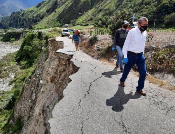 Diario Frontera, Frontera Digital,  ARACAY, Páramo, ,Vía de Aracay será recuperada por el Gobierno de Mérida