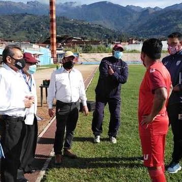 Diario Frontera, Frontera Digital,  emfc, Deportes, ,Gobernador Ramón Guevara observó  entrenamiento de Estudiantes de Mérida