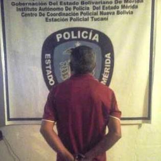 Diario Frontera, Frontera Digital,  TUCANÍ, Sucesos, ,CIUDADANO DETENIDO POR EL DELITO  DE VIOLENCIA DE GENERO EN TUCANÌ