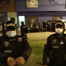 Diario Frontera, Frontera Digital,  TRAGEDIA EN LIMA, Internacionales, ,Los Olivos / Lima: 13 muertos en discoteca  durante intervención antes del toque de queda