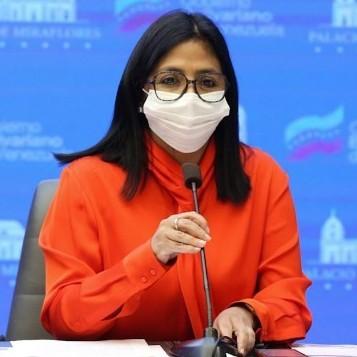 Diario Frontera, Frontera Digital,  covid-19, delcy eolina rodríguez, Nacionales, ,Delcy Rodríguez anunció  769 nuevos contagios y seis fallecidos en el país