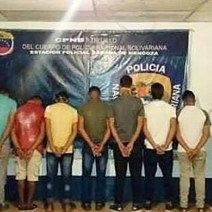 Diario Frontera, Frontera Digital,  SABANA DE MENDOZA, TRUJILLO, Sucesos, ,APREHENDEN A DIEZ  CIUDADANOS POR VIOLAR  DECRETO PRESIDENCIAL DE CUARENTENA SOCIAL EN SABANA MENDOZA