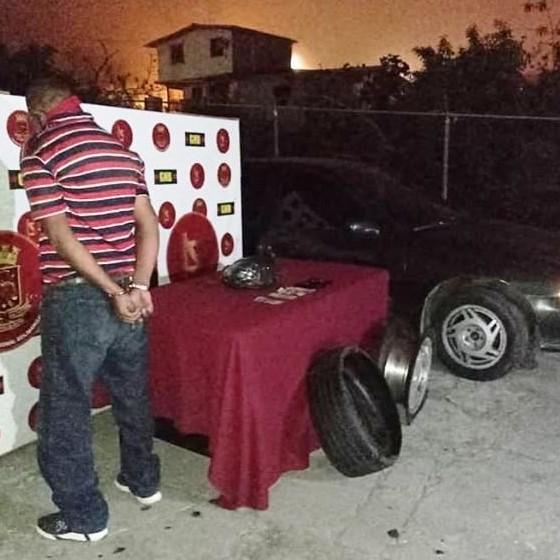Diario Frontera, Frontera Digital,  GNB, Sucesos, ,GUARDIA NACIONAL  APREHENDIO A VIGIENSE   CON MAS DE DOS  KILOS DE  COCAINA  EN MUCURUBÁ