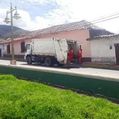 Diario Frontera, Frontera Digital,  MUNICIPIO RANGEL, Páramo, ,Alcaldía de Rangel repara  flota del servicio de aseo urbano