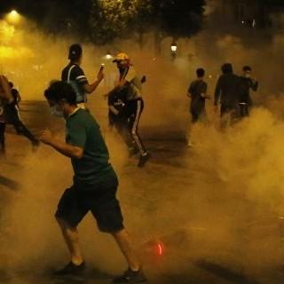 Diario Frontera, Frontera Digital,  PARIS, Internacionales, ,Enfrentamientos, vandalismo y saqueos en París  tras la derrota del PSG en la final de la Champions
