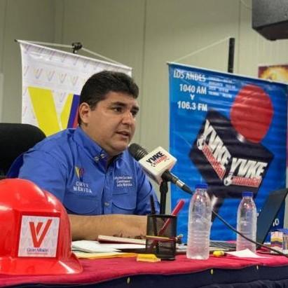 Diario Frontera, Frontera Digital,  JEHYSON GUZMÁN, Politica, ,Jehyson Guzmán encabeza lista de candidatos del  PSUV en Mérida para la AN