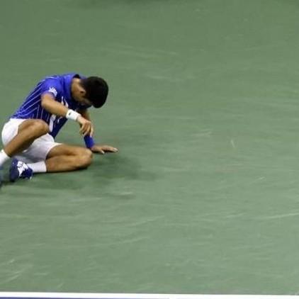 Diario Frontera, Frontera Digital,  Novak Djokovic, Deportes, ,Djokovic descalificado por dar un pelotazo a jueza
