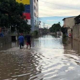 Diario Frontera, Frontera Digital,  ARAGUA, INUNDACIONES, Nacionales, ,Continúan las precipitaciones e inundaciones en Aragua