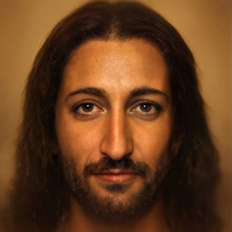 Diario Frontera, Frontera Digital,  JESÚS, Internacionales, ,Fotógrafo diseña con inteligencia artificial el rostro de Jesús