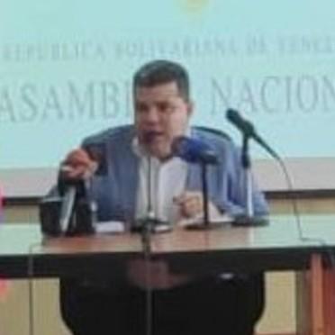 Diario Frontera, Frontera Digital,  LUIS PARRA, Politica, ,Luis Parra pide a la UE y ONU ayudar a ganar garantías para el 6D